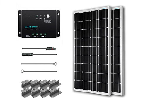 Best Flexible Solar Panels Reviews Amp Buying Guide Top 10